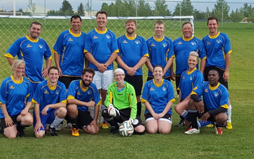 Leduc Adult Soccer Draft Party!!!